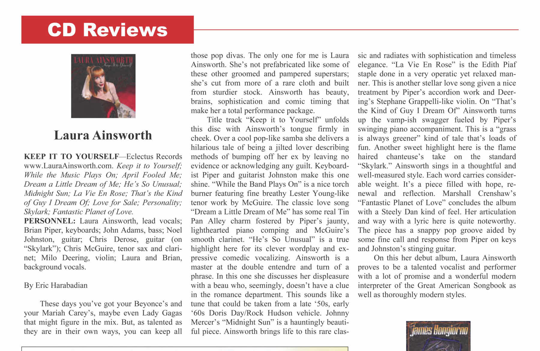 Review from