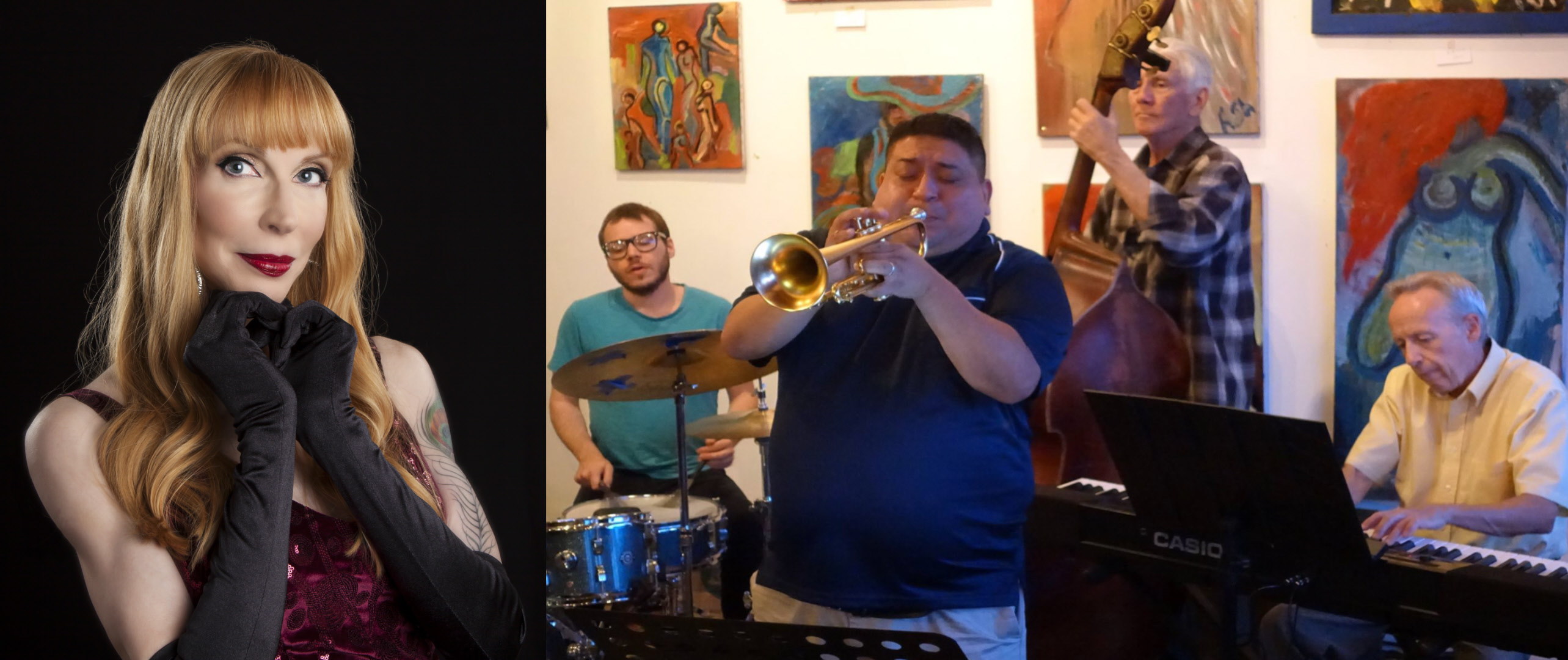 Laura Ainsworth and the